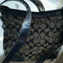 Coach Small Tote Bag Photo