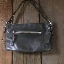 Coach Smaller Black Shoulder Bag Women's Purse Handbag Photo
