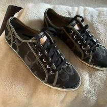 Coach Sneakers Size 11 Photo
