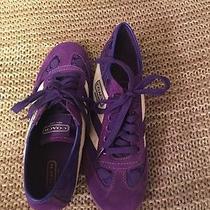 Coach Sneakers Women Size 6.5 Photo