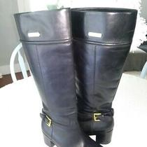 Coach Stacy Classic Riding Boots Photo