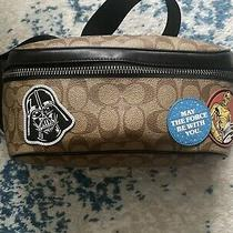 Coach Starwars Patch Crossbody Bag Photo