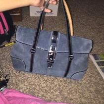 Coach Suede Handbag Photo