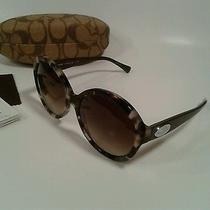 Coach Sunglasses  Fashion Design -  Authentic Photo