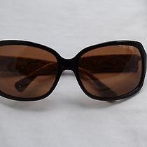Coach Sunglasses Ginger Tortoise With Case Brown S496 Photo