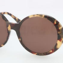 Coach Sunglasses Hc 8046f 509273 Vintage Tortoise 58mm Photo