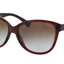 Coach - Sunglasses -- Hc8074 514768 --  Womens Eyewear ---  Burgundy / Tortoise Photo