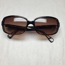 Coach Sunglasses Nadia S475a Tortoise Photo