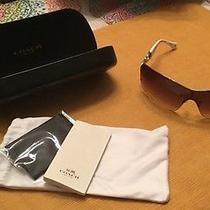 Coach Sunglasses - Noelle Frame Photo