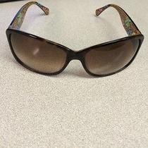 Coach Sunglasses Peony S471 With Case Photo
