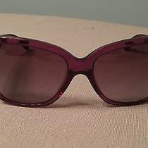 Coach Sunglasses - Purple Photo