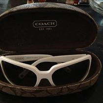 Coach Sunglasses S425 Samantha White Photo