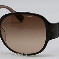 Coach Sunglasses Tortoise Frame Brown Gradient Lens S2027 Tortoise Photo