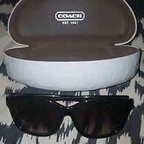 Coach Sunglasses With Case Photo