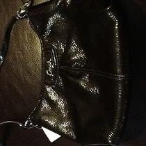 Coach Swingpack Ashley Patent Leather Mahogany F48252 Nwt Photo