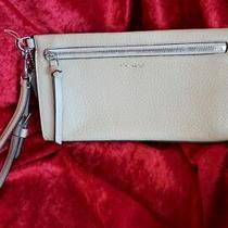 Coach Tan With Zipper Pull Wristlet Photo