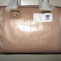 Coach Taylor Exotic Leather Satchel Photo