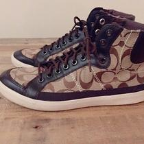 Coach Tennis Shoes Size 7 Sneakers  Photo