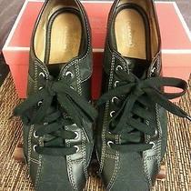 Coach Tennis Shoes Size 8 Black Photo