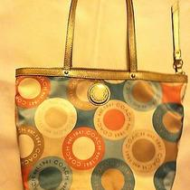Coach Tote Photo