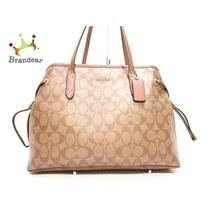 Coach Tote Bag Outlet Signature Mini Christie Carryall F57842 Arrival 20200526 Photo