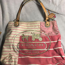 Coach Tote Bag - Purse - Genuine Photo