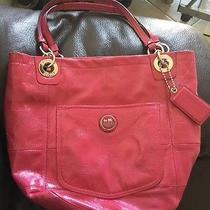 Coach Tote Handbag Alex  Photo