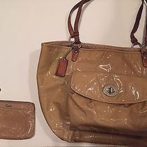 Coach Tote & Wristlet Photo