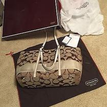 Coach Travel Bag With Original Box and Dust Bags Photo