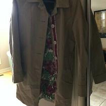 Coach Trench Coat Ladies Size Xs Photo