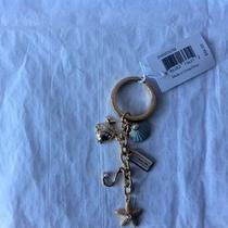 Coach Under the Sea Key Ring Nwt Photo