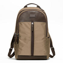 Coach Varick Nylon Backpack Style F70664 Gm/khaki Photo