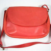 Coach Vintage Leather Handbag Photo