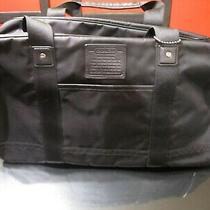 Coach Voyager Gym Bag Luggage Photo
