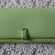 Coach Wallet - Apple Green Photo