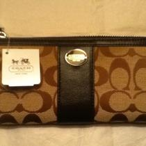 Coach Wallet(brown) Photo