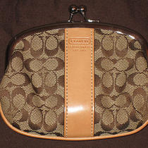 Coach Wallet French Purse Coin Purse Photo