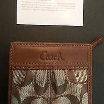 Coach Wallet -- Ladies  Brand New Never Used Photo
