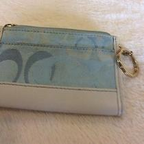 Coach Wallet With Key Chain Photo