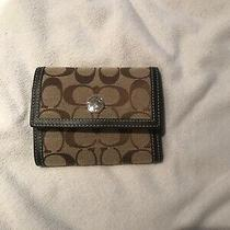 Coach Wallets for Women Used Photo