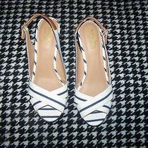 Coach Wedge Sandals Size 8 Women Photo