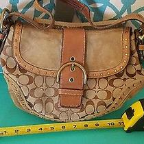 Coach Western Collection Purse Photo