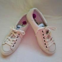 Coach White Sneakers Size 8.5 Photo
