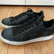 Coach Wild Beast Camo Mens Sneakers Sz 7.5d Blue/black - Excellent Condition Photo