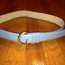Coach Women Belt Size 1xl Leather Belt Photo