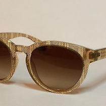 Coach Women Brown Sunglasses With Transperent Frame  Photo