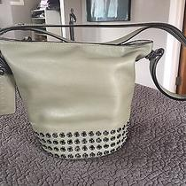 Coach Women's Small Legacy Leather Bucket Bag Photo