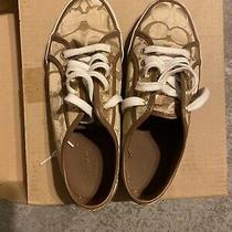 Coach Women's Sneakers Shoes Size 7b  Photo