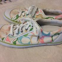 Coach Women's Sneakers Size 10 Photo