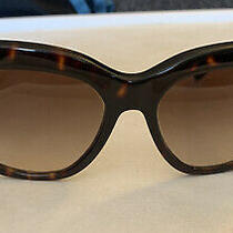 Coach Women's Sunglasses - Dark Tortoise Brown (Hc8213) L1649 Photo